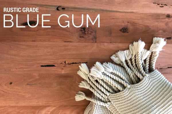 Rustic Grade Timber Flooring